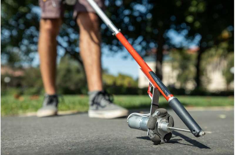 Researchers build $400 self-navigating smart cane