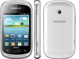 Samsung Android Dual sim Smartphones