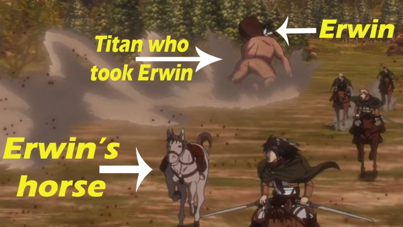 Commander erwin taken