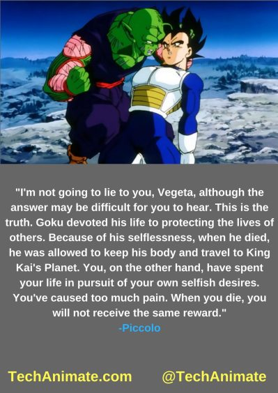 piccolo quotes
