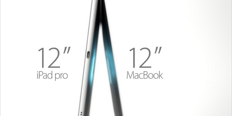 "[Rumor] ""iPad Pro"" terá tecnologia Force Touch, USB-C, NFC e mais"