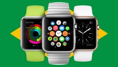 Apple Watch será lançado nesta Sexta-feira (Dia 16) no Brasil