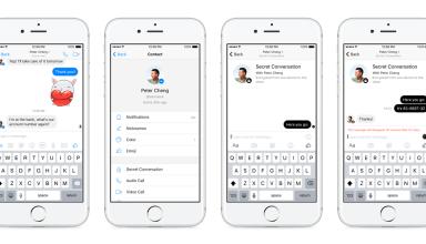Facebook Messenger testar conversas com criptografia ponta-a-ponta | TechApple.com.br