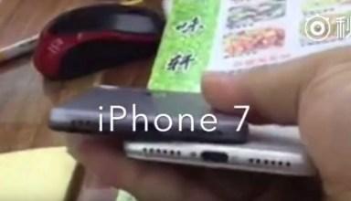Vídeo mostra suposto iPhone 7 sem entrada para fones de ouvido | TechApple.com.br