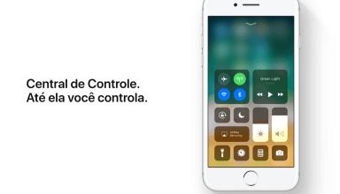 Conheça os 8 novos recursos na Central de Controle do iOS 11 |TechApple.com.br