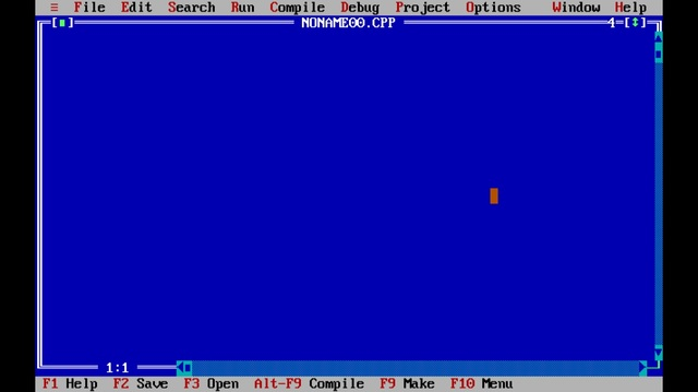 Turbo C/C++ For Windows 7/ 8.1| Windows 10 [32bit/64bit] FullScreen Single Installer Updated