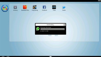 Droid4X - Free Android simulator for PC Windows & Mac OS X