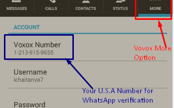 How to create a Fake WhatsApp account with Spoof Number on