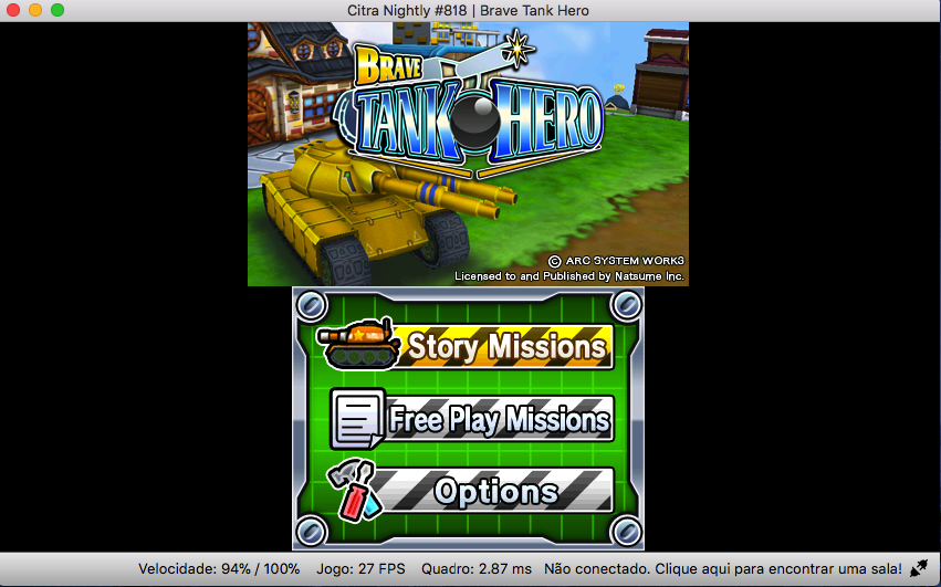 Download Working Nintendo 3DS Emulator for Mac OS X : Citra