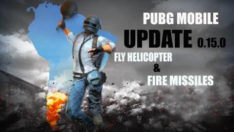 التغييرات والأسلحة الجديدة في تحديث لعبه بابجي Pubg الأخير 0.15.0