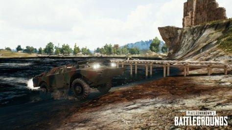 مركبة جديدة Brdm 2 بالتحديث الجديد من ببجي موبايل