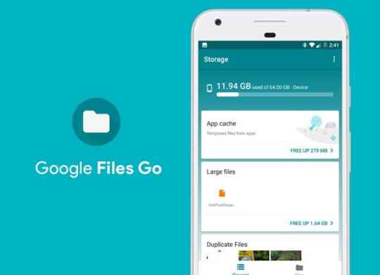 5 Most Useful Google Apps - Files Go