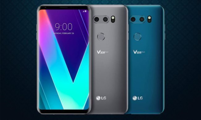 LG V35 ThinQ with Google Lens inbuilt in Camera announced