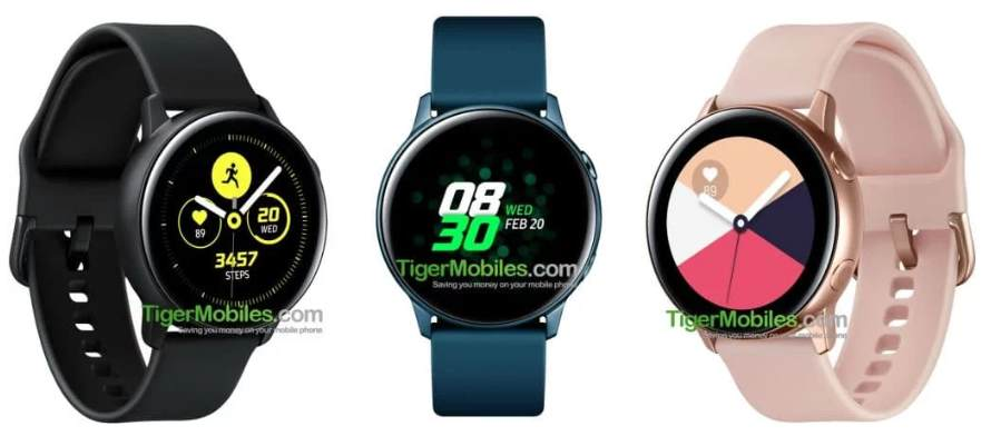 Galaxy Smartwatch Sport