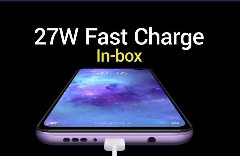 Poco X2 fast charge