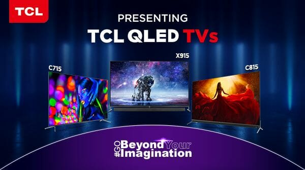 TCL 4K OLED TV