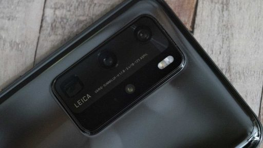 Huawei P40 Pro is shown in the picture. Its on number 5 on our count down of best camera smartphone of 2021 in Pakistan