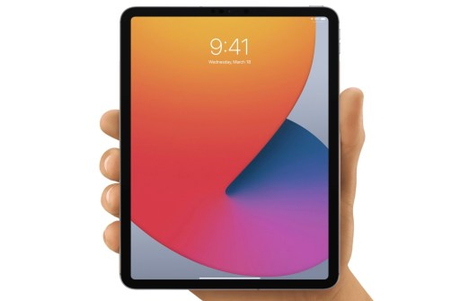 Picture showing new Apple iPad Pro 2021