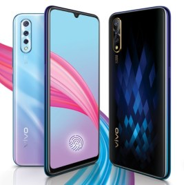 Picture showing vivo S1 Smartphone