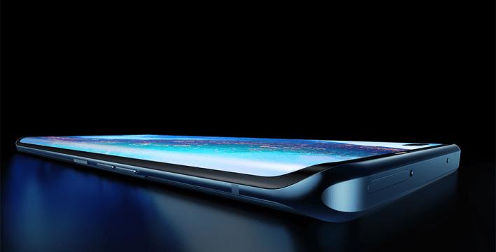 Tecno Phantom X has edge-to-edge display