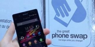 Swap Phone in SLOT