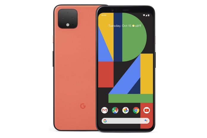 Google Pixel 4 Specification