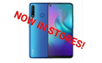 Tecno Camon 12 Air is now available for purchase in Nigeria