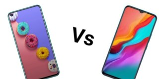 Infinix S5 vs Infinix Hot 8