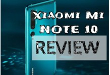 Xiaomi Mi Note 10 Review