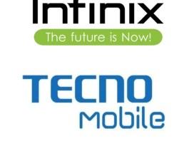 Infinix and Tecno Phones