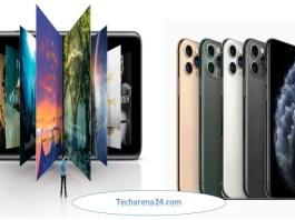Galaxy S20 vs iPhone