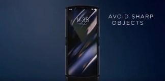 Motorola Razr Fails Durability Test