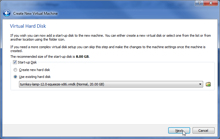 How to open a  vmdk file in Oracle VirtualBox   Techathlon