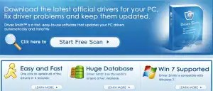 DriverSmith Automatic Download Update Drivers on Windows 8 computers
