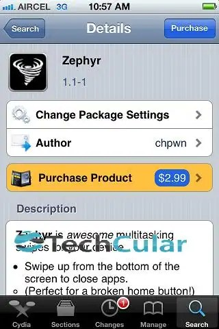 Zephyr 1.1 update now available
