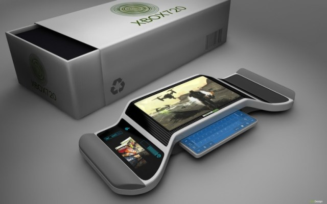Xbox 720 new age gaming experience in real time
