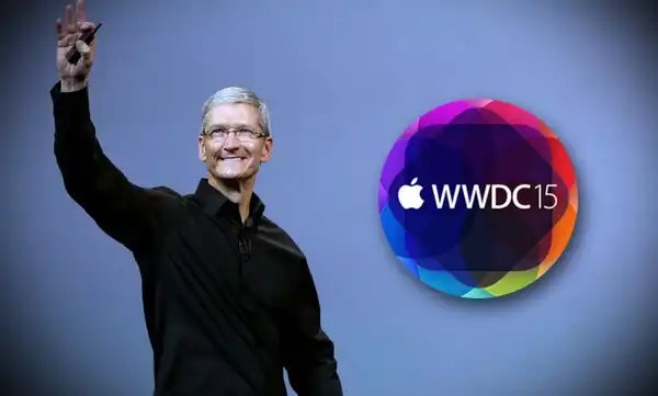 Apple Inc CEO Tim Cook Apple WWDC 2015