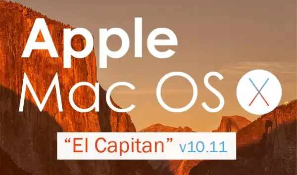 Apple WWDC 2015 OS X EI Captain