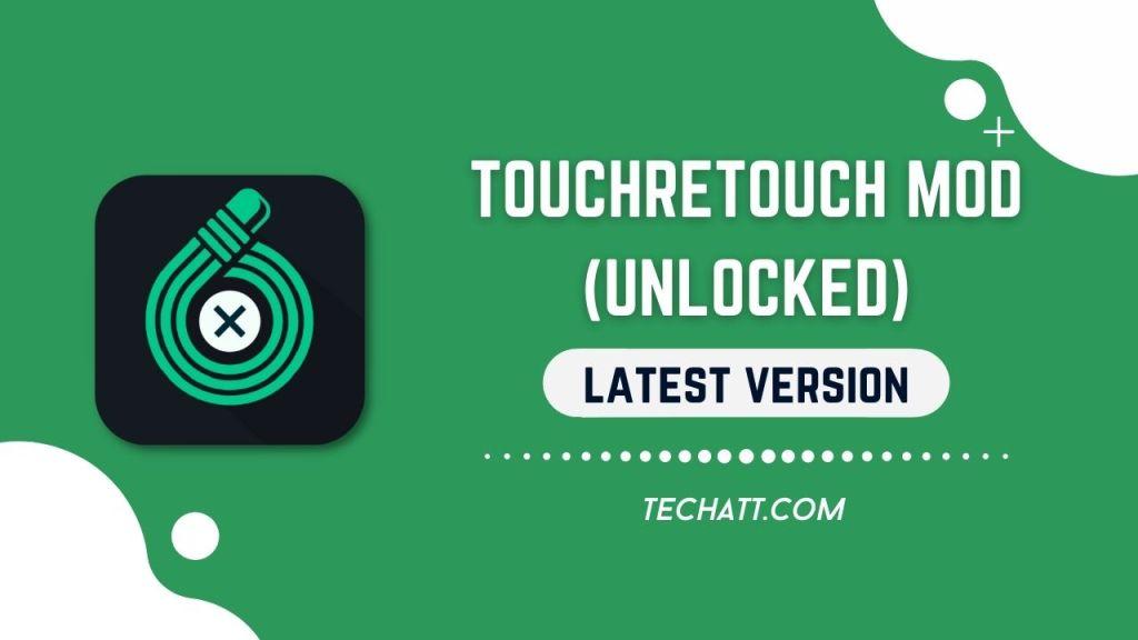 TouchRetouch MOD APK