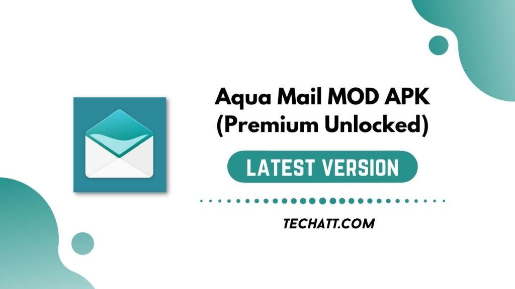 Aqua Mail MOD APK (Premium Unlocked) Download Free