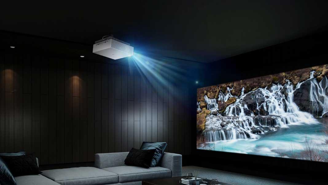 LG CineBeam 4K, lg cinebeam hu85la, harga lg smart laser tv, harga lg cinebeam, lg cinebeam ph150g,