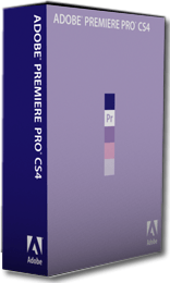 Adobe Premiere CS4 box