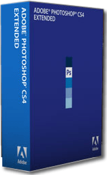Adobe PhotoShop CS4 box