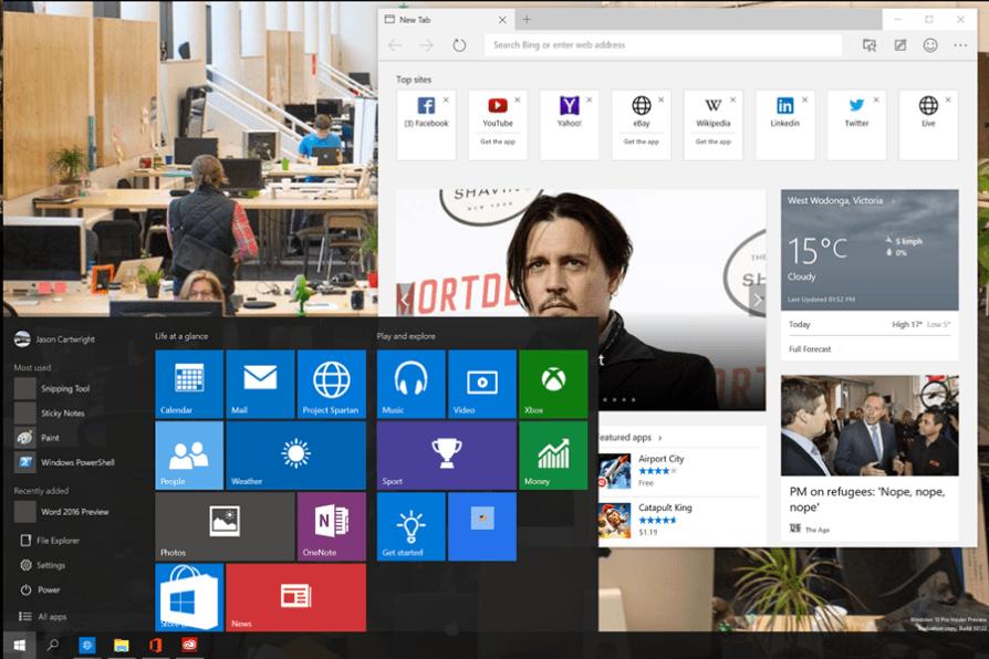 Windows10 10122