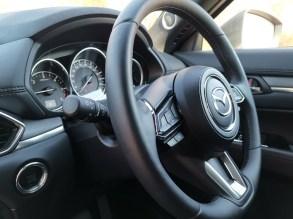 Mazda CX-8 interior