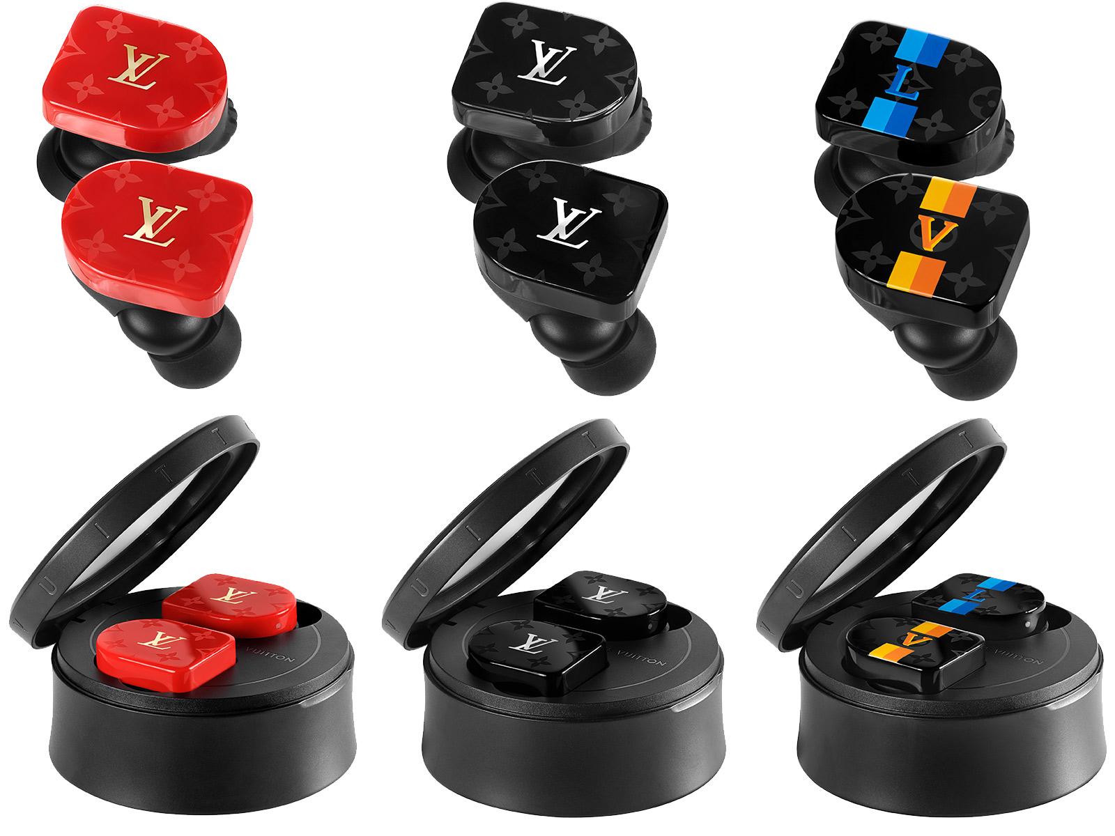 Louis Vuitton Launches A 1 600 Wireless Earphoneslouis Vuitton