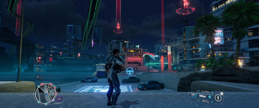Crackdown Graphics