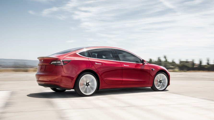 Here's what it takes to catch up to Tesla (spoiler: it's not easy
