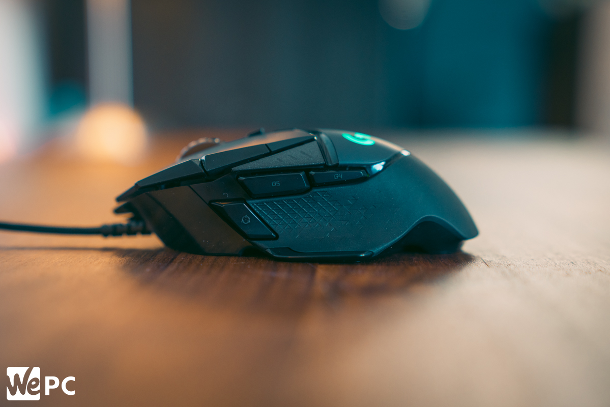 Logitech G502 HERO Review - Techauntie