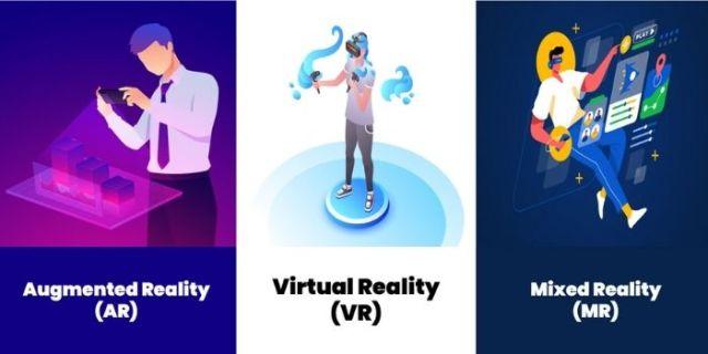 Augmented Reality vs Virtual Reality vs Mixed Reality